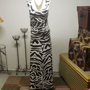 JLo maxi dress  Size L
